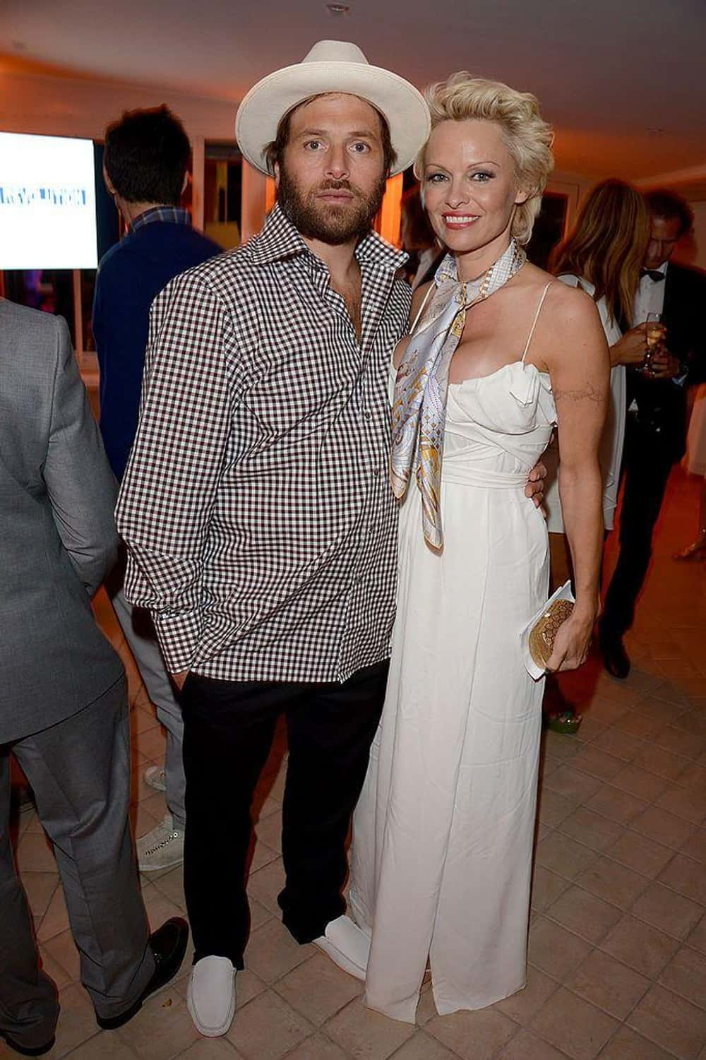 Rick Salomon is listed (or ranked) 1 on the list Men Who Pamela Anderson Has Dated