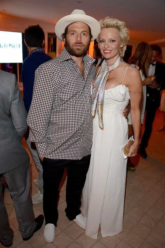 Rick Salomon is listed (or ranked) 2 on the list Men Who Pamela Anderson Has Dated