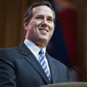 Rick Santorum is listed (or ranked) 11 on the list Famous People From Virginia