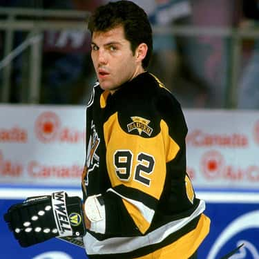 Rick Tocchet is listed (or ranked) 2 on the list The Best Athletes Who Wore #92