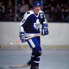 Rick Vaive is listed (or ranked) 21 on the list The Best Toronto Maple Leafs Of All Time
