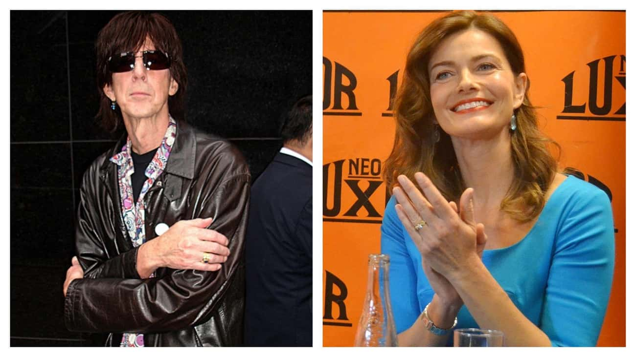 Ric Ocasek & Paulina Porizkova is listed (or ranked) 3 on the list Celebrities Who Separated After They Were Together 30 Years