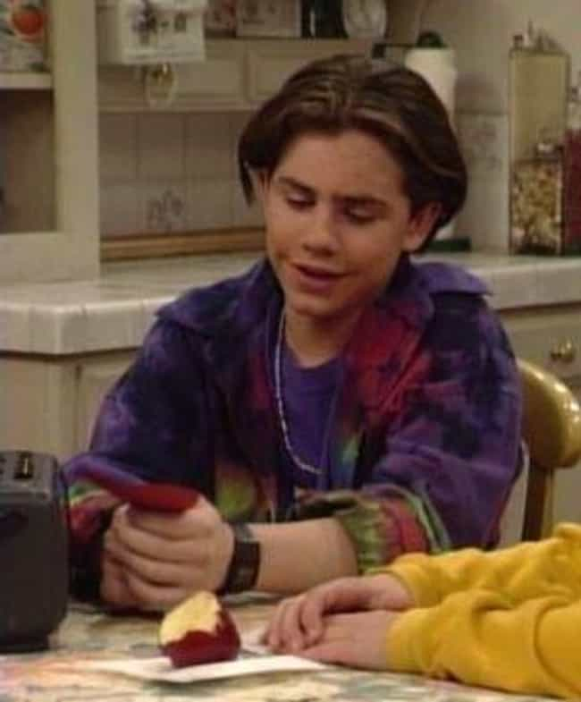 Rider Strong is listed (or ranked) 5 on the list The Cast of 'Boy Meets World': Where Are They Now?