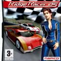 Ridge Racer DS is listed (or ranked) 16 on the list List of Nintendo Racing Games