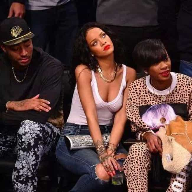 Rihanna is listed (or ranked) 3 on the list Celebrity Nets Fans