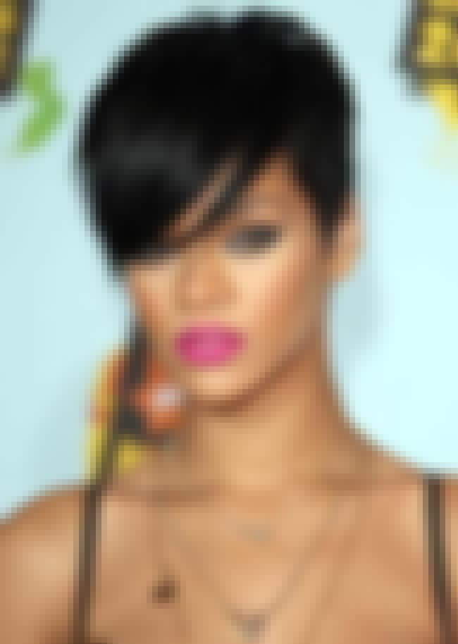 Rihanna is listed (or ranked) 6 on the list 60 Famous People Who (Probably) Have Herpes