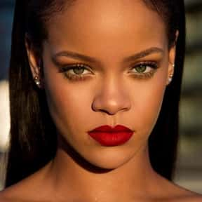 Rihanna is listed (or ranked) 21 on the list Which Celeb Do You Want as Your Introverted Best Friend?