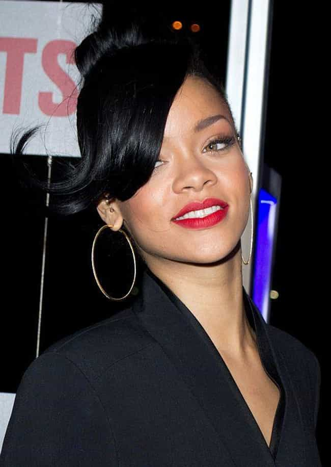 Rihanna is listed (or ranked) 6 on the list The Full Names of 21 Mononymous People