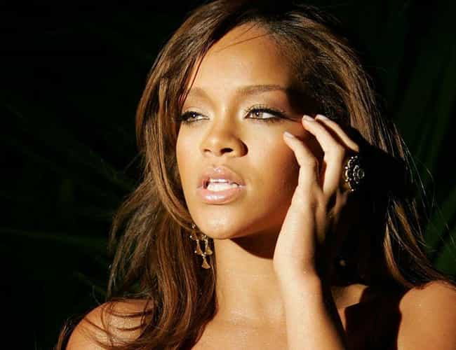 Rihanna is listed (or ranked) 3 on the list 50+ Musicians of Irish Descent