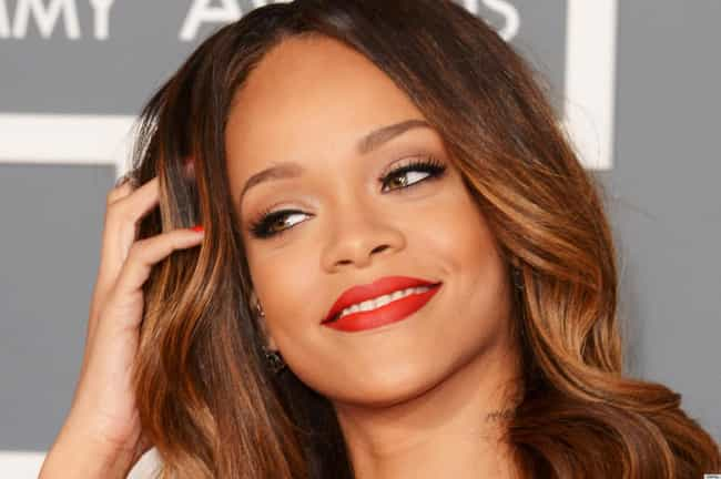 Rihanna is listed (or ranked) 1 on the list 50+ Celebrities Who Have Been Stalked