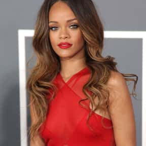 Rihanna is listed (or ranked) 1 on the list Famous Pisces Female Celebrities