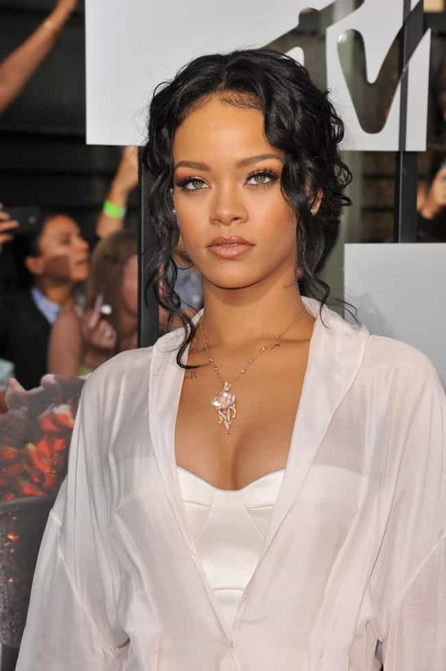 Rihanna is listed (or ranked) 2 on the list 51 Famous ISFPs