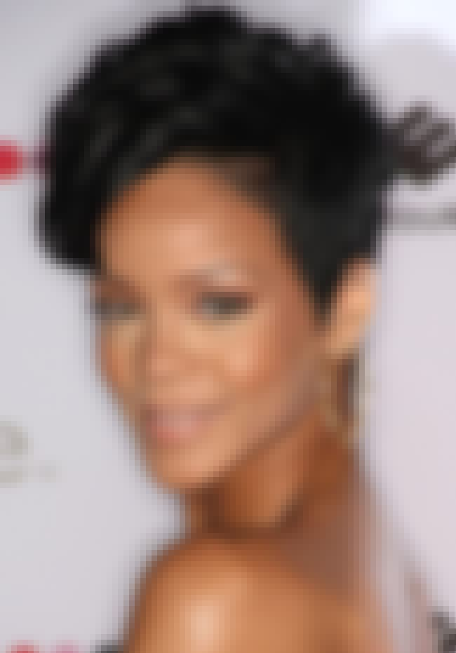 Rihanna is listed (or ranked) 2 on the list The Most Requested Female Celebrity Body Parts