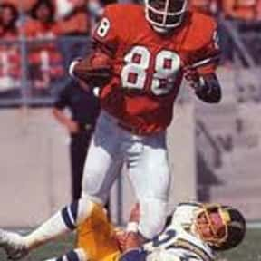 Riley Odoms is listed (or ranked) 13 on the list The Best NFL Tight Ends of the '70s