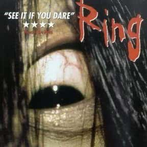 Ring is listed (or ranked) 24 on the list The Best PG-13 Horror Movies