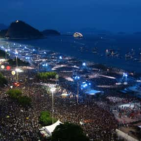 Rio de Janeiro is listed (or ranked) 24 on the list The Best Spring Break Destinations