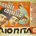 Rio Rita is listed (or ranked) 40 on the list The Best '40s Spy Movies