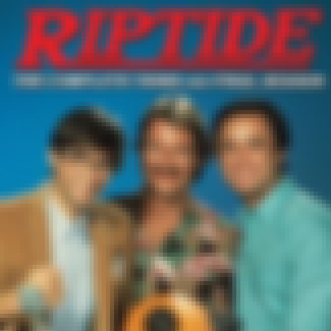 Riptide is listed (or ranked) 2 on the list Frank Lupo Shows and TV Series