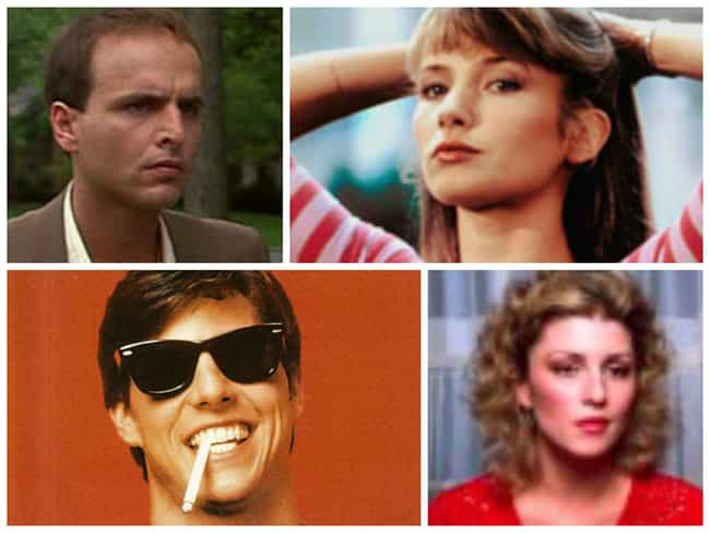 Risky Business is listed (or ranked) 4 on the list The Sexiest Movie Casts from the 80s