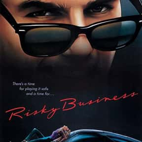 Risky Business is listed (or ranked) 25 on the list The Greatest Teen Movies of the 1980s