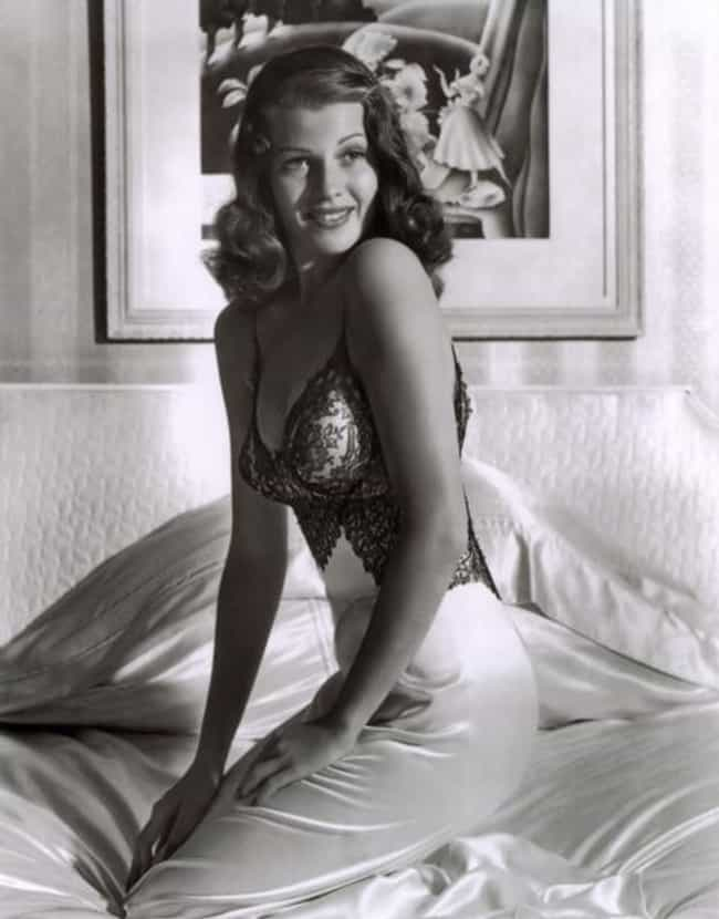 Rita Hayworth is listed (or ranked) 4 on the list 76 of Your Grandpa's Hottest Childhood Crushes