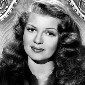 Rita Hayworth is listed (or ranked) 10 on the list The Greatest American Actresses Of All Time