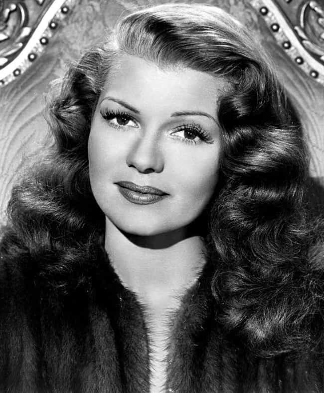 Rita Hayworth is listed (or ranked) 4 on the list Howard Hughes' Wives, Girlfriends & Romances