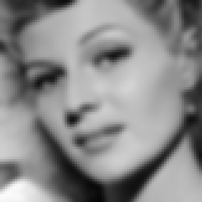 Rita Hayworth is listed (or ranked) 13 on the list The Most Beautiful Actresses Ever