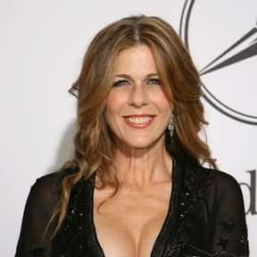 Rita Wilson is listed (or ranked) 23 on the list Famous Groundlings Members and Alumni