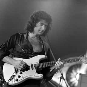 Ritchie Blackmore is listed (or ranked) 20 on the list The Greatest Lead Guitarists Of All Time