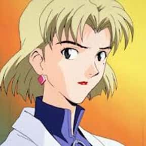 Ritsuko Akagi is listed (or ranked) 3 on the list All Neon Genesis Evangelion Characters
