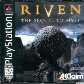 Riven is listed (or ranked) 21 on the list The Best Point and Click Adventure Games Of All Time