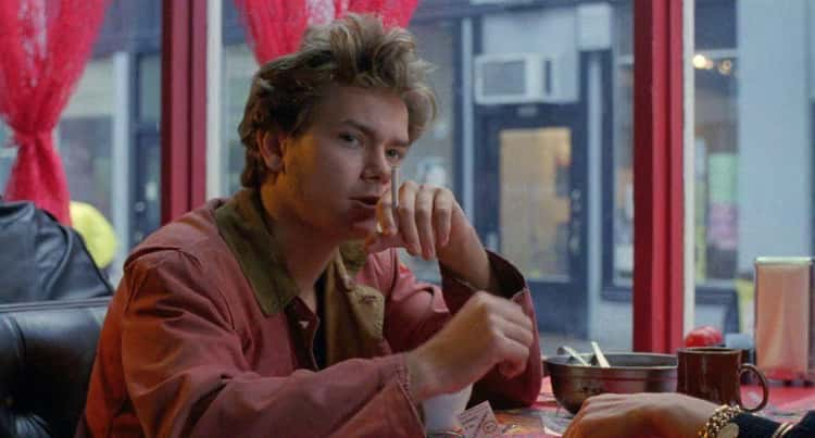 River Phoenix Tragically Overdosed Outside Of The Viper Room