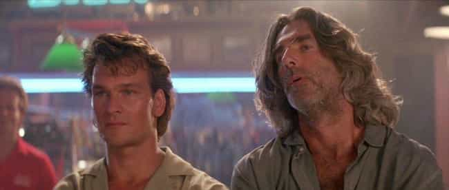 Road House is listed (or ranked) 4 on the list 20 Action Movies That Are Way Better Than The Oscar Winners That Beat Them