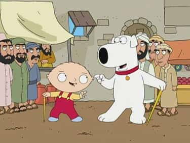 Road to Europe is listed (or ranked) 6 on the list The Best Stewie Episodes of 'Family Guy'