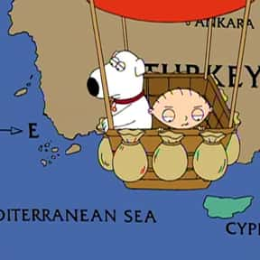 Road to Europe is listed (or ranked) 19 on the list The Best 'Family Guy' Episodes of All Time