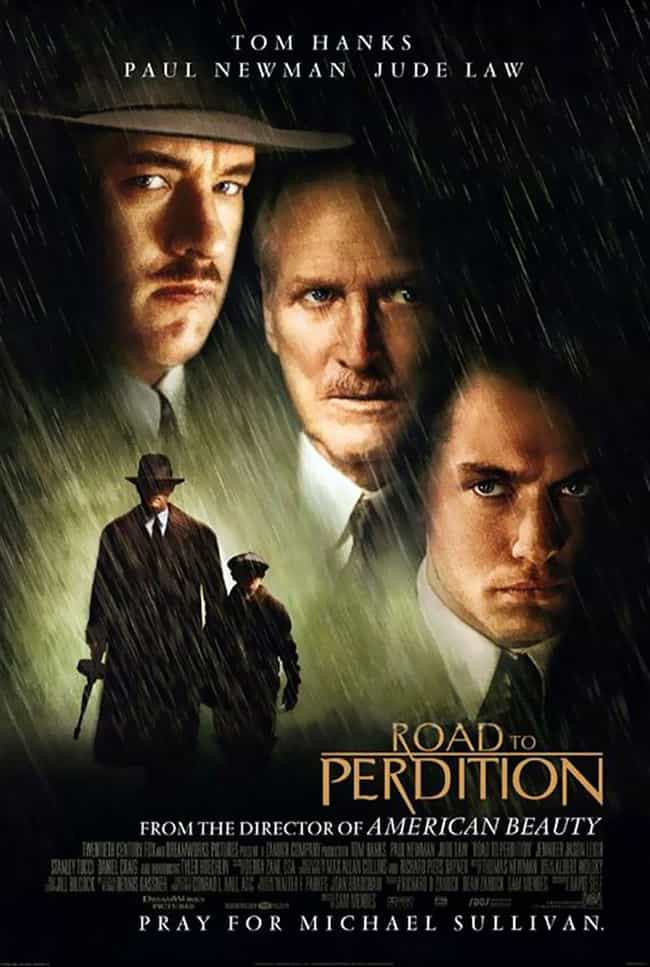 Road to Perdition is listed (or ranked) 3 on the list The Best Tyler Hoechlin Movies