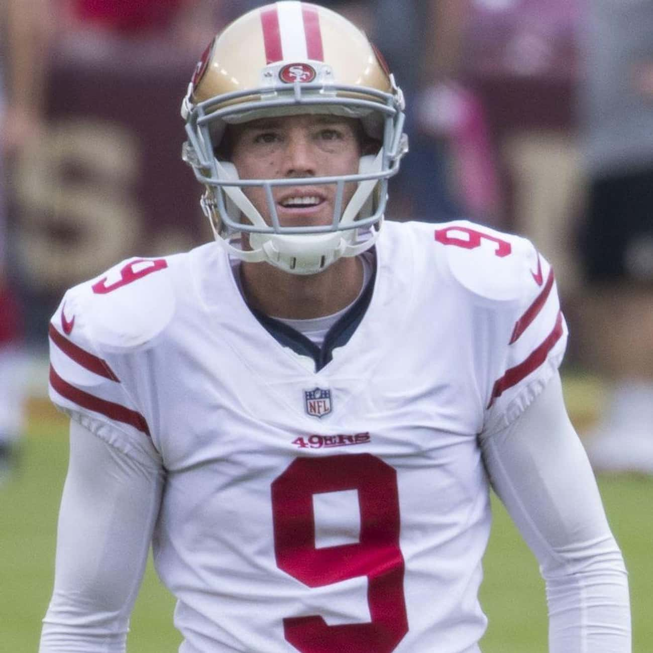 Robbie Gould is listed (or ranked) 4 on the list The Oldest Active Players In The NFL Right Now