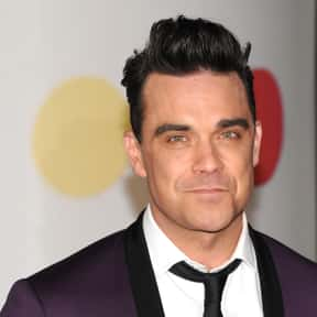 Robbie Williams is listed (or ranked) 20 on the list The Greatest Male Celebrity Role Models