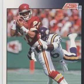 Robb Thomas is listed (or ranked) 27 on the list The Best Tampa Bay Buccaneers Wide Receivers of All Time