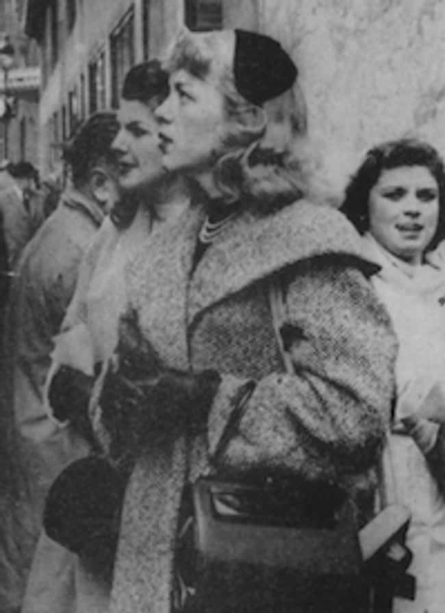 Roberta Cowell is listed (or ranked) 12 on the list 24 Transgender Historical Figures