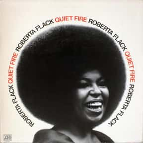 Roberta Flack is listed (or ranked) 15 on the list American Public Figures Who Are National Treasures