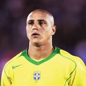 Roberto Carlos is listed (or ranked) 8 on the list The Best Soccer Players of the '90s