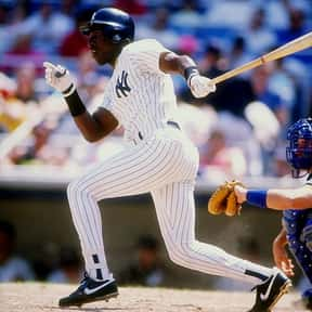 Roberto Kelly is listed (or ranked) 12 on the list The Best Yankees Center Fielders of All Time