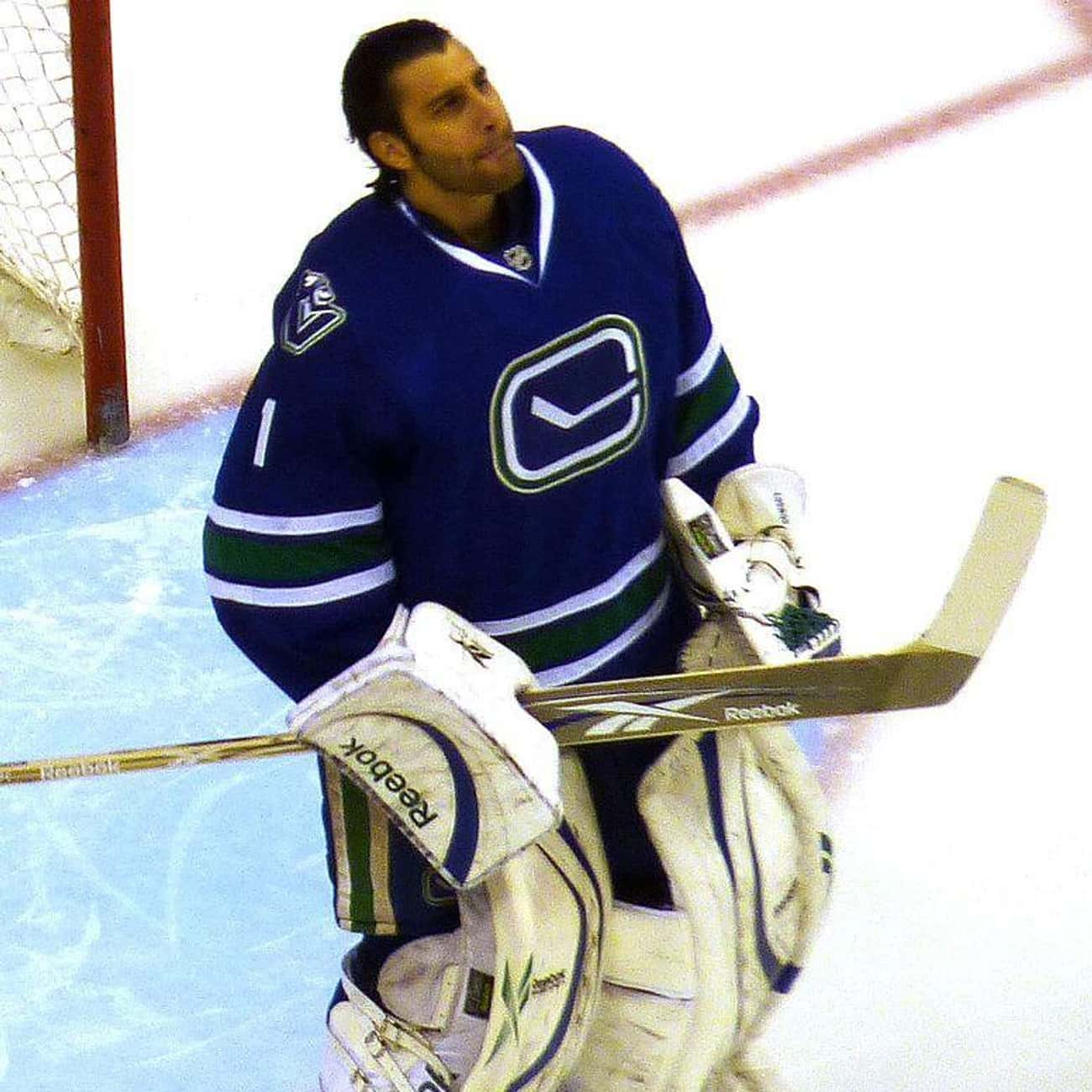 Roberto Luongo is listed (or ranked) 1 on the list The Best NHL Players Who Retired In 2019
