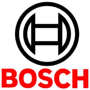Bosch is listed (or ranked) 2 on the list The Best Dishwasher Brands