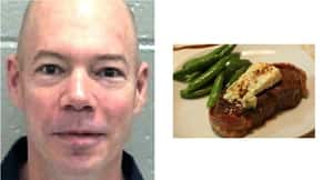 Robert Dale Conklin is listed (or ranked) 2 on the list The Most Elaborate Final Meals In Death Row History