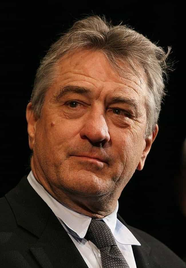 Robert De Niro is listed (or ranked) 3 on the list 45+ Celebrities Who Survived Cancer