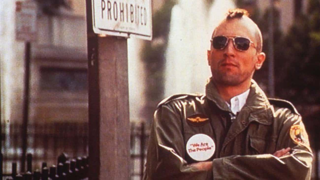 Robert De Niro, 'Taxi Driver' is listed (or ranked) 2 on the list The Best Performances to Not Win an Oscar
