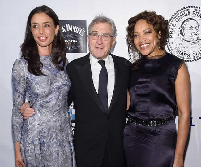 Robert De Niro is listed (or ranked) 7 on the list 17 Celebrities with Kids Born Decades Apart
